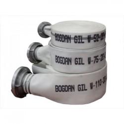 Pożarnicze węże tłoczne Bogdan Gil.