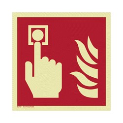 F005  Alarm pożarowy ROP