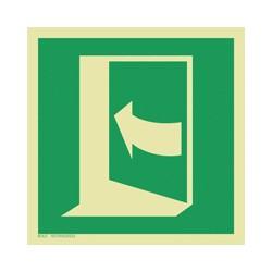 E022 Pchać aby otworzyć drzwi (lewe)