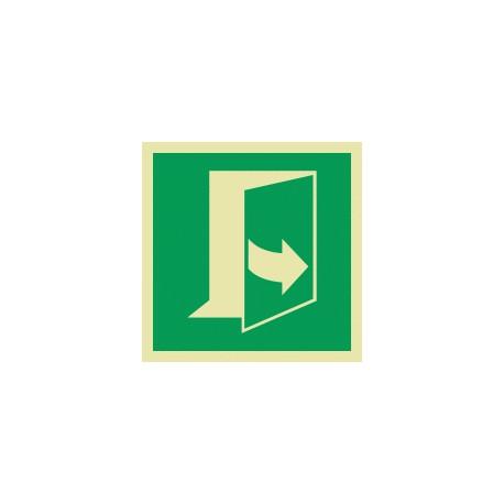 E057 Ciągnąć aby otworzyć drzwi (prawe)
