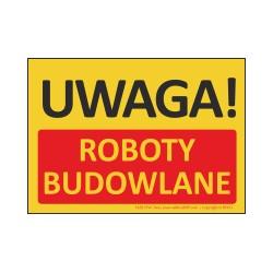 T412 UWAGA! Roboty budowlane