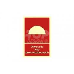 BB010 Otwieranie klap przeciwpożarowych