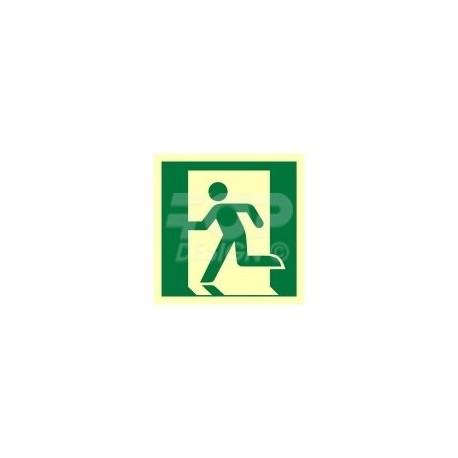 AA010 Drzwi ewakuacyjne (lewe)