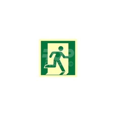 AA009 Drzwi ewakuacyjne (prawe)