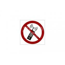 GP013 Zakaz używania telefonów komórkowych