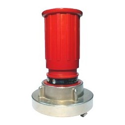 Prądownica hydrantowa 52 z regulacją SP