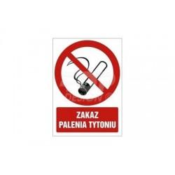 GC036 Zakaz palenia tytoniu