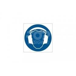 GJ004 Nakaz stosowania ochrony słuchu
