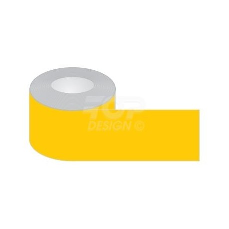 Taśma samoprzylepna żółta
