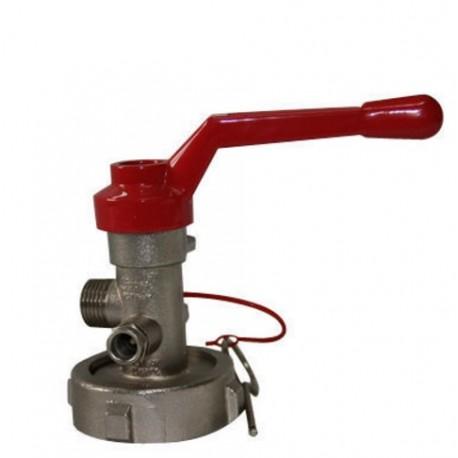 Zawór do gaśnicy przewożnej GP-25x/GP-50x